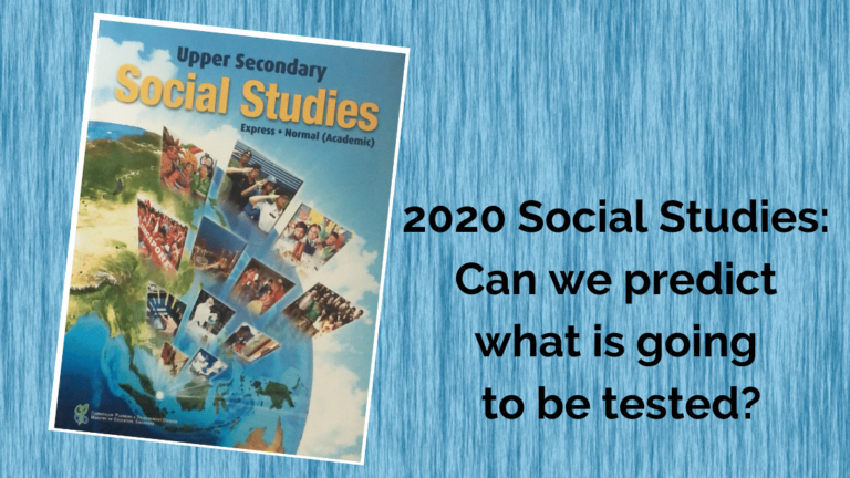 2020 Social Studies: Can we predict what is going to be tested?