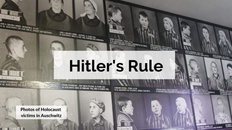 Hitler's Rule: 4 SEQ Examples