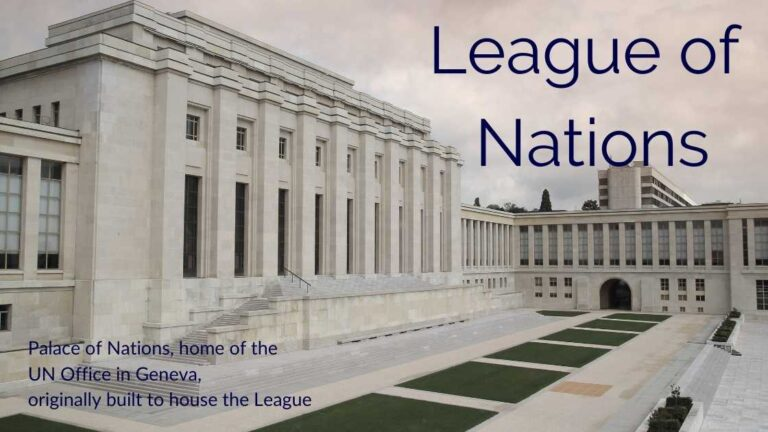 League of Nations: 3 SEQ Samples