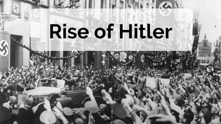 Rise of Hitler: 5 SEQ Samples