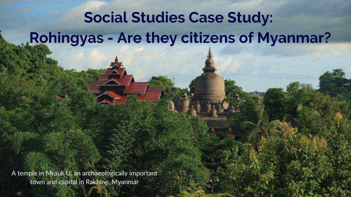 rohingya case study