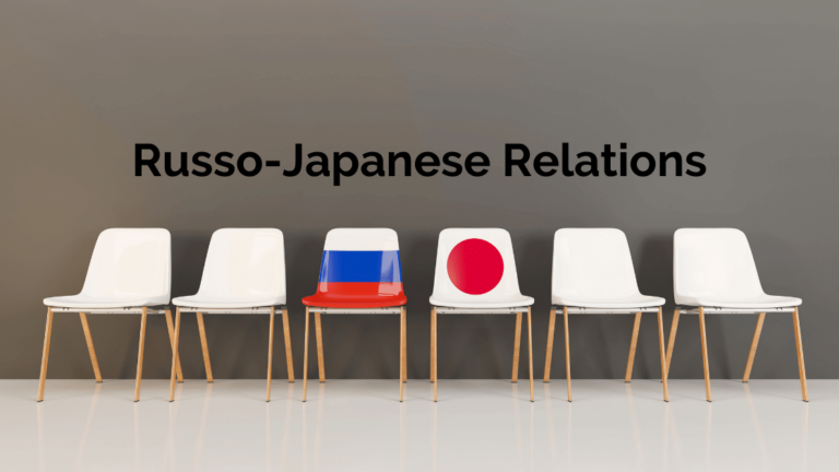 How did Russo-Japanese Relations Affect World War II?