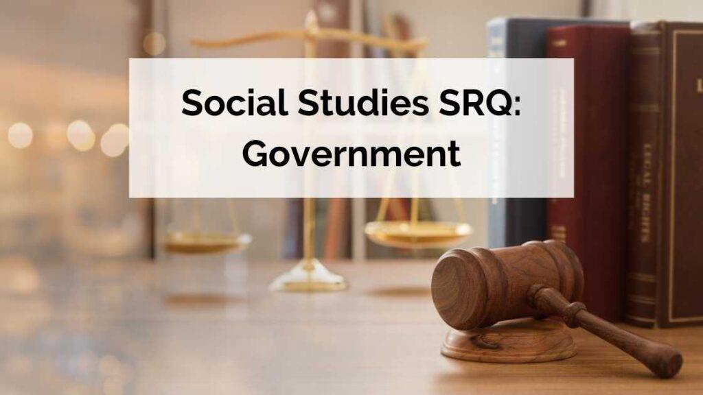 social studies srq issue 1